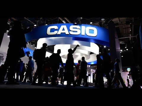 The power just went out at CES, the biggest electronics conference of the year