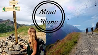 TOUR DU MONT BLANC / 8 DAY HIKING TRIP