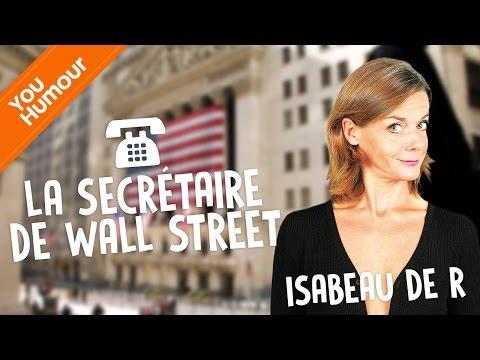 Isabeau de R, La secrétaire