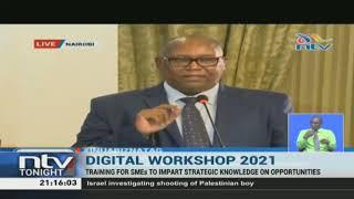 NMG holds digital training workshop for SMEs