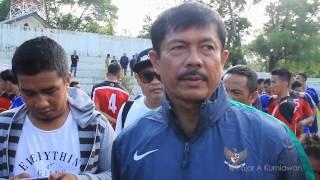Download Video Indra Sjafrie Pantau Seleksi Timnas U-19 di Kota Batam MP3 3GP MP4