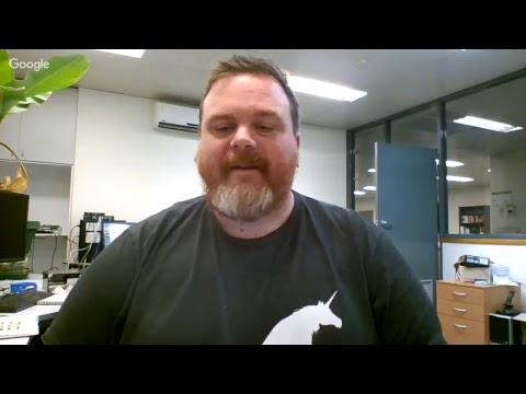 Cyberspectrum Melbourne #14: Building a Cheap FSQ