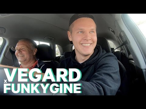 Vegard X Funkygine #30: Tabber seg ut på kjøretime