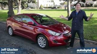 2012 Hyundai Elantra Test Drive & Car Review