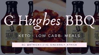 Keto sugar free bbq sauce   Bbq wings • keto meal