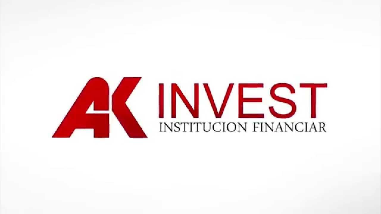 AK-INVEST Institucion Financiar - YouTube