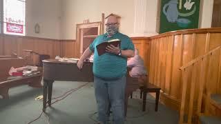 Worship Service- 4/18/21