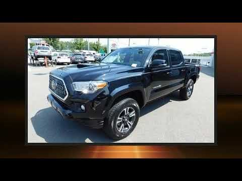2018 Toyota Tacoma Trd Sport V6 In Durham Nc 27707 Youtube