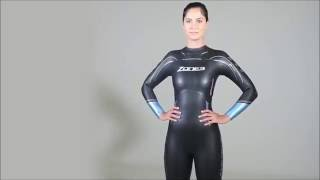 b12cbb9f333 Lady Slider Surf Style Wetsuits - The Fourth Collection from ...