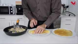 creps de xampinyons i bac   culinaris