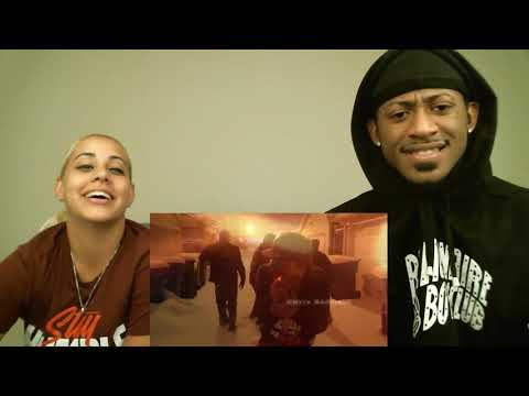 KUTTHROAT VON KTS - KILL TO SURVIVE 🔥 'G HERBO DISS' REACTION OFFICIAL MUSIC VIDEO MUST WATCH!