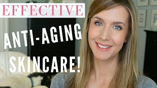 Anti-Aging Skincare for Women Over 40   BEST SKINCARE ROUTINE for Clear Glowing Skin