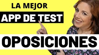 TEST OPOSICIONES ONLINE Justicia, Administrativo, Guardia Civil, Policía Local... HAUL ACADEMIAS 🎬