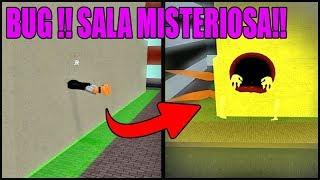 ¡¡Error!! SALA SECRETA EN EL RO-GHOUL!!! ¡¿TIENE UN MISTERIO?! ROBLOX