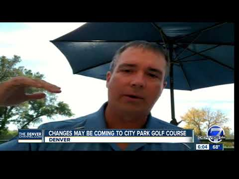 Changes may be coming to City Park Golf Course