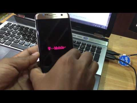 How to Unlock Samsung Galaxy S7 Edge T-Mobile SM-G935T Network Unlock By T-Mobile Device Unlock App.