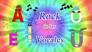 Aprende las Vocales - A E I O U - Canción para niños - Didáctico educativo infantil e ilustrativo