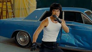 """Клифф Бут  против Брюс Ли - """"Однажды в… Голливуде"""" отрывок из фильма"""