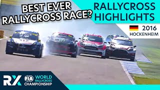 """""""You Don't Get This In Other Motorsports!"""" - Hockenheim RX Semi Final 2 Highlights 