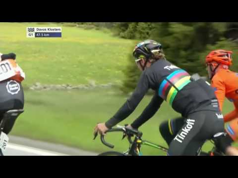 Tour de Suisse 2016 HD  Stage 9  Full Race