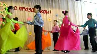 красивый вальс 4-в класса гимназии №11(, 2012-03-17T15:08:01.000Z)