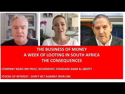 A week of looting in South Africa that will impact for years to come - The Business of Money