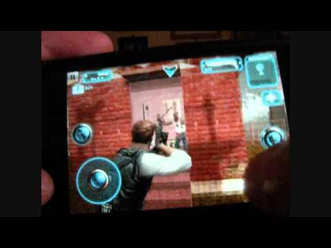 iPhone 4 Game  Recensione & Gameplay Zombie Infection