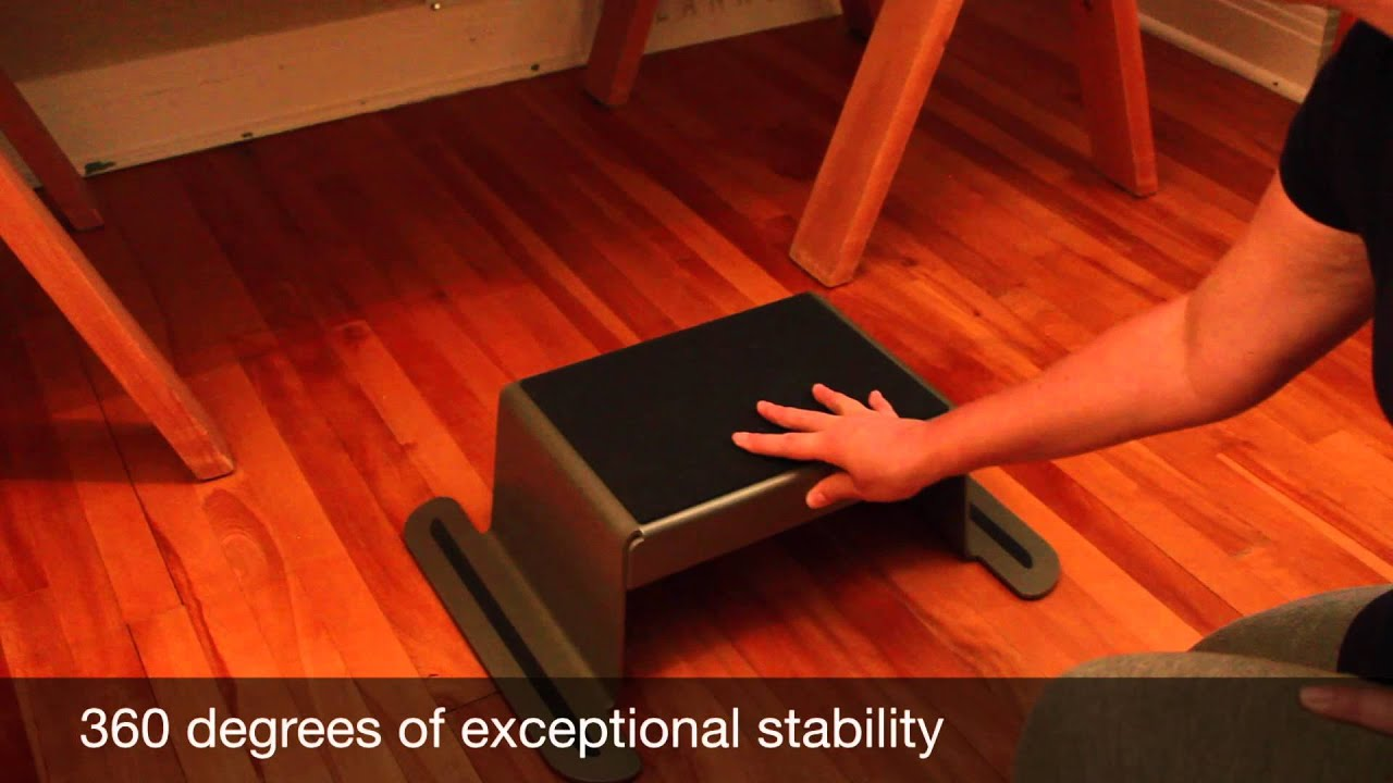 Falls prevention / Altiplato step stools - comfort - safety - style ...