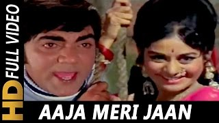 Aaja Meri Jaan Yeh Hai June Ka Mahina  Asha Bhosle, Kishore Kumar   Jawab Songs   Mehmood, Aruna