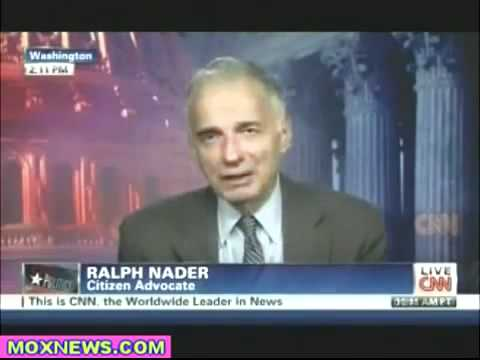 Ralph Nader says Ron Paul Is An Excellent Presidential ...