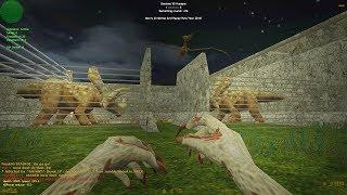 Counter-Strike: Zombie Escape Mod - ze_Jurassicpark7_1_pg on ProGaming