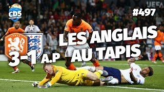 Pays-Bas vs Angleterre (3-1) LIGUE DES NATIONS - Débrief / Replay #497 - #CD5