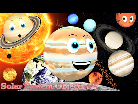 Solar System for Kids | Space