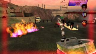 POSTAL 2 - Official Trailer (2015)