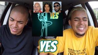 Fat Joe, Cardi B & Anuel AA - YES (Audio)