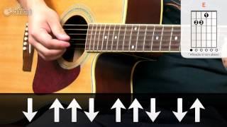 Cedo Ou Tarde - Nx Zero (aula de violão e guitarra)
