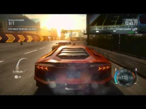 Need for Speed: The Run - Final Race
