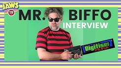 Jaws 19 - Interview with Mr. Biffo / Paul Rose - Digitiser: The Show