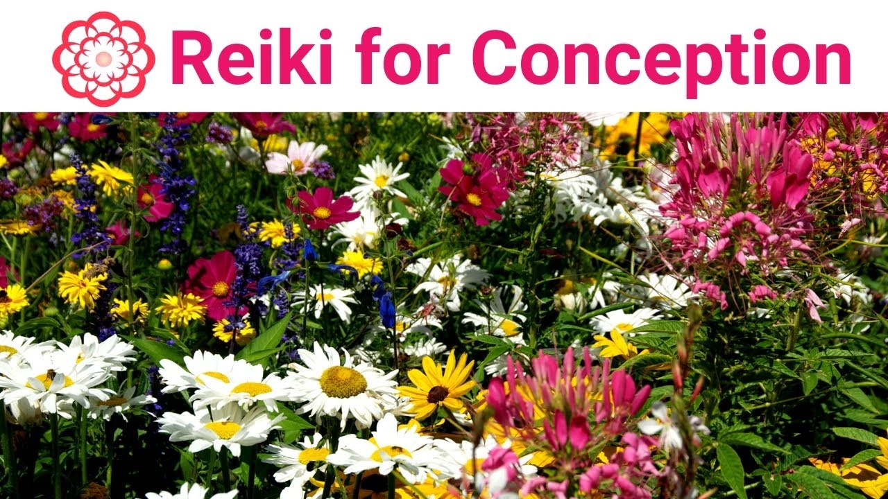 Reiki For Conception Youtube