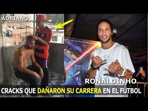 6 CRACKS QUE ARRUINARON SU CARRERA EN EL FÚTBOL POR INDISCIPLINA 2018