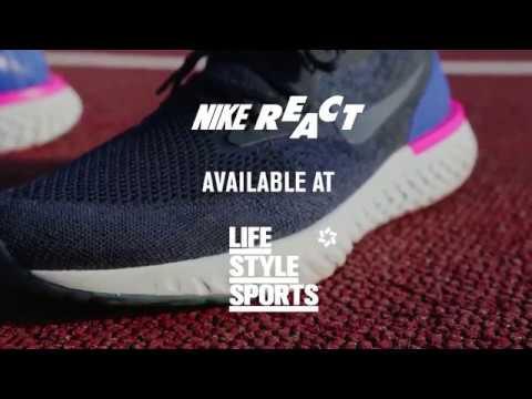 Life Style Sports | Laju Reviews | Nike Epic React