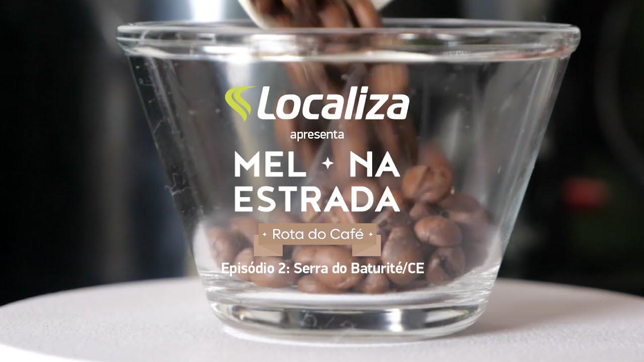 Websérie Localiza Mel na Estrada - Ep. 9 Serra do Baturité (CE) | Com Mel Fronckowiak