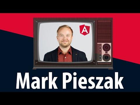 Keynote Session: Rethinking Angular Architecture & Performance   Mark Pieszak