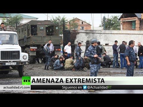 Ataque contra una iglesia en la capital chechena deja tres muertos