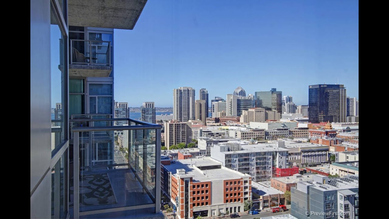 new downtown san diego high rise foreclosure for sale youtube