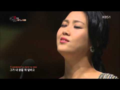 Song to the moon (Dvorak) - Hye-Jung Kang