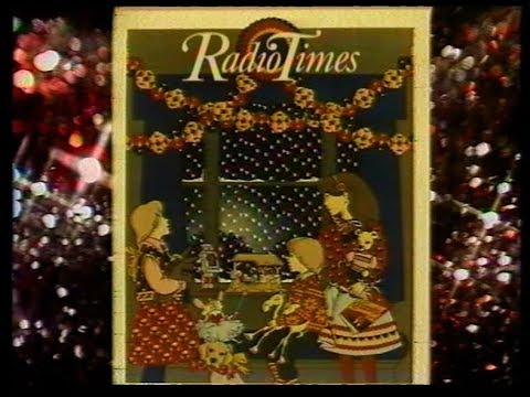 16 December 1980 BBC1 - Christmas Radio Times