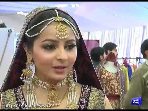 Watch report on wedding expo in Islamabad