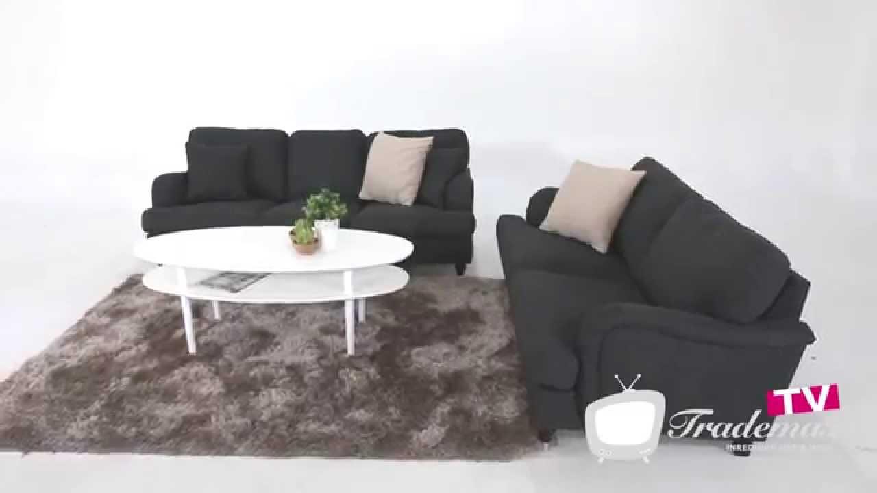 Soffor Kvalitet : Toronto sits soffa