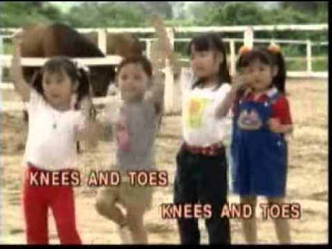 karaoke ingilizce çocuk şarkıları
